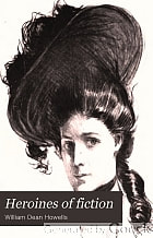 A book featuring a woman with a large hat