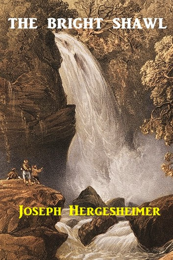 A book featuring a waterfall